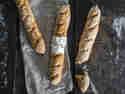 3 knusprige Roggenbaguettes mit Sauerteig