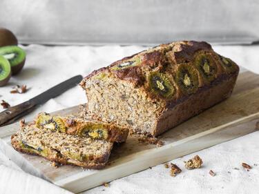 Kiwi-Kokos-Brot