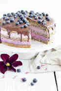Blaubeer-Mohn-Torte © Maras Wunderland