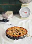 Blaubeer-Apfel-Tarte © Frau Zuckerstein