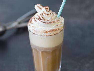 Selbstgemachter Eiskaffee Rezept