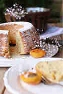 Pfirsich-Guglhupf_A cake a day
