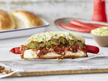 Danischer Hotdog Vom Brotchen Bis Zur Remoulade