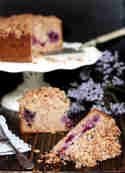 Brombeer-Haselnuss-Kuchen © Foodlovin