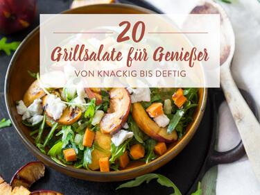 20 Salate Zum Grillen Die Nach Sommer Schmecken