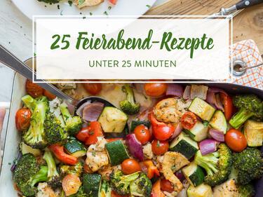 Was Gibt S Zu Essen 25 Ideen Fur Deinen Feierabend Schmaus