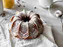 Apfelmuskuchen mit Schokotropfen