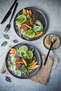 Papaya-Gurken-Salat © Foodlovin