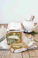 Mohnkuchen mit Birne © Petit Gâteau