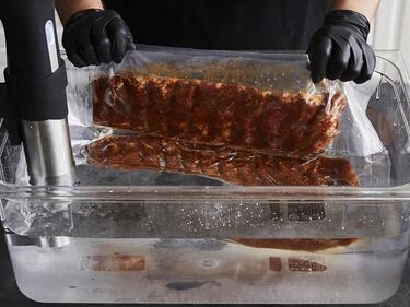 Vorgekochte Spareribs Gasgrill : Die perfekten spareribs makellose barbecue rippchen