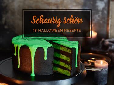 18 Schaurig Schone Halloween Rezepte