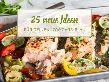 25 Low Carb Gerichte Die Nicht Nach Diat Schmecken