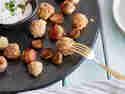 Dreierlei überbackener Rosenkohl aus dem Ofen