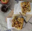 Apfelkuchen mit Nüssen © Münchner Küche