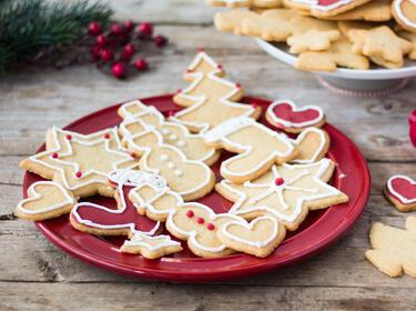 Omas Weihnachtsplätzchen.Die Beliebtesten Plätzchen 25 Klassiker Aus Der Weihnachtsbäckerei
