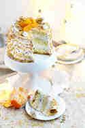 Marzipan-Mandarinen-Torte © KüchenDeern
