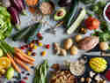Pflanzliche Ernährung: Zutaten für die vegane Lebensweise