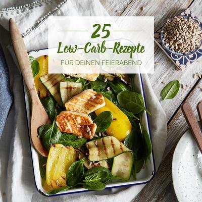 Leichter Feierabend: 30 Ideen für kalorienarmes Abendessen