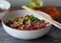 Asiatischer Glasnudel-Salat © Ines Karlin | Münchner Küche