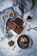 Brownie-Waffeln © Maras Wunderland