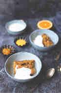 Orangen-Polenta-Auflauf © Moey's kitchen