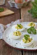 Gefüllte Eier mit Kräutercreme © Sweets & Lifestyle