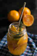 Gin Tonic mit Thymian und Orange © Was du nicht kennst