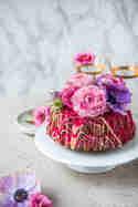 Pistazien-Eierlikör-Kuchen mit griechischem Joghurt © Foodistas