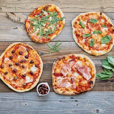 Original Italienischer Pizzateig Das Grundrezept