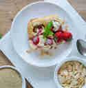 Amaranth-Auflauf mit Erdbeeren © Foodistas