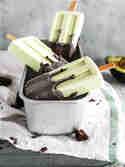 Avocado-Honig-Eis © Meine Küchenschlacht