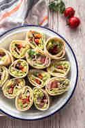 Schnelle Avocado-Wraps mit Guacamole und Cashewbutter © Sabrina Dietz | Purple Avocado