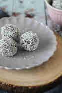 Chokladbollar - Schokoladenkugeln aus Schweden © Ines Karlin | Münchner Küche