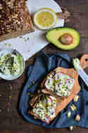 Avocado-Pistazien-Dip © POTT.lecker