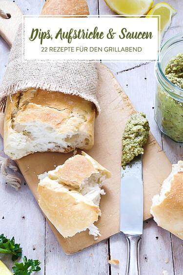 Dips Aufstriche Und Saucen 22 Ideen Zum Grillen