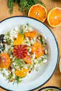 Fenchel-Blutorangen-Salat © Foodistas