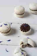 Macarons mit Kaffeeganache ©Jennifer Friedrich | Monsieurmuffin