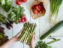 Frühlingserwachen in der Obst- und Gemüseküche