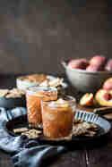 Pfirsich-Eistee © Kleines Kulinarium