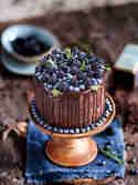 Espresso-Törtchen mit Beeren © Fräulein Glücklich