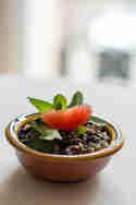 Beluga-Linsensalat mit Grapefruit © Tina Kollmann | Lecker & Co