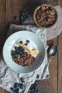 Granola ohne Zucker © Tina Kollmann | Food & Co
