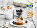 Vegane Roggen-Pancakes