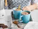 Mexican Hot Chocolate mit Chili heiße Schokolade