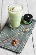 Matcha-Mandel-Latte © Sabrina Kiefer & Steffen Jost | Feed me up before you go-go
