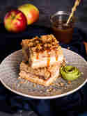 Apfel-Karamell-Kuchen © Claudia Lamprecht | What bakes me smile