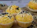 Polenta-Muffins mit Pecorino und Schwarzkümmel © Ines Karlin | Münchner Küche