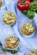 Pizza-Muffins © Tina Kollmann | Lecker & Co.