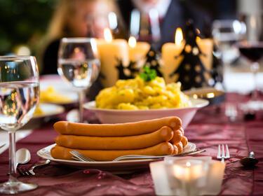 Weihnachtsessen Deutschland Tradition.Weihnachtsessen Was Deutschland Isst Und Was Google Darüber Weiß