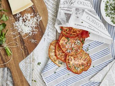 Tomatenchips Dörrautomat